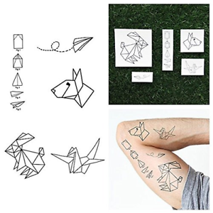 custom temporary tattoos